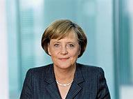 Dr. Angela Merkel Portrait
