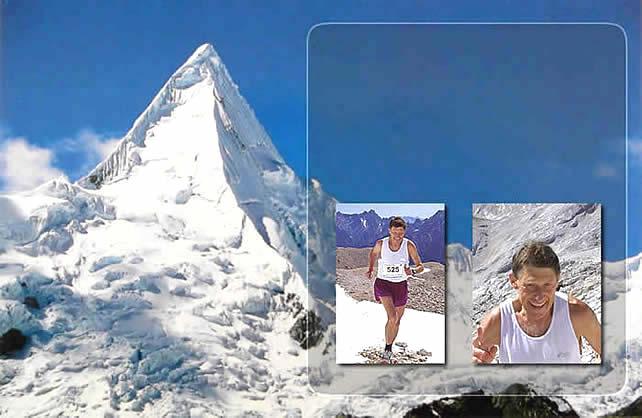 Alpamayo - der schönste Berg der Welt