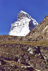 Matterhorn 4478 m Schweiz